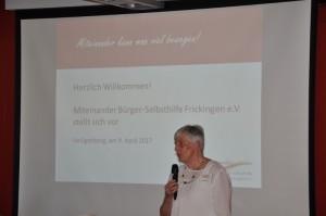 Miteinander-Vortrag Gertrud Bosem