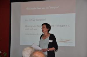 Miteinander-Vortrag Gertrud Nussbaum